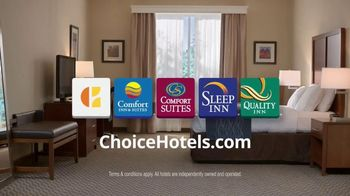 Choice Hotels TV Spot, 'Free Waffles' - Thumbnail 10
