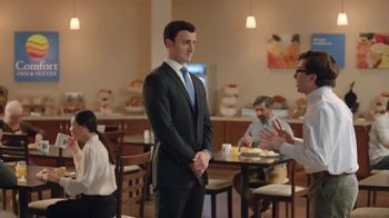 Choice Hotels TV Spot, 'Free Waffles' - Thumbnail 2