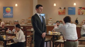Choice Hotels TV Spot, 'Free Waffles' - Thumbnail 3