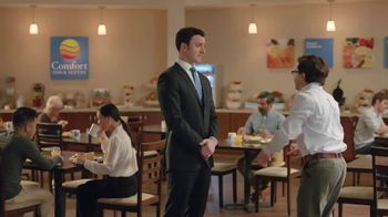 Choice Hotels TV Spot, 'Free Waffles' - Thumbnail 7