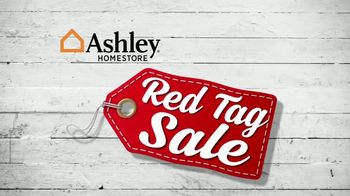 Ashley HomeStore Red Tag Sale TV Spot, 'The More You Buy' - Thumbnail 1