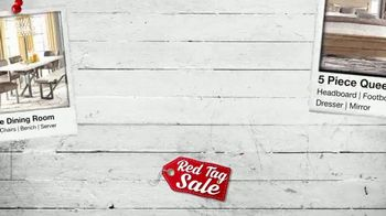 Ashley HomeStore Red Tag Sale TV Spot, 'The More You Buy' - Thumbnail 2