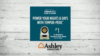 Ashley HomeStore Red Tag Sale TV Spot, 'The More You Buy' - Thumbnail 6