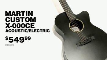 Guitar Center Guitar-A-Thon TV Spot, 'Martin and Gibson' Ft. Jared Scharff - Thumbnail 3