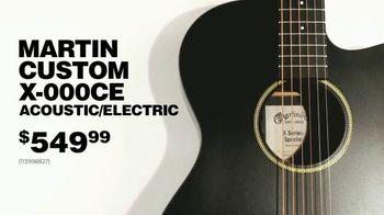 Guitar Center Guitar-A-Thon TV Spot, 'Martin and Gibson' Ft. Jared Scharff - Thumbnail 4