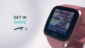Fitbit Versa TV Spot, 'Live Your Best Life' Song by Oh The Larceny - Thumbnail 4