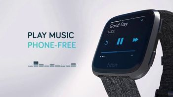 Fitbit Versa TV Spot, 'Live Your Best Life' Song by Oh The Larceny - Thumbnail 5