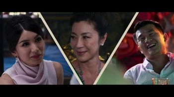 Crazy Rich Asians - 2756 commercial airings