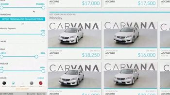 Carvana TV Spot, 'Enjoy the New Way to Buy a Car' - Thumbnail 5