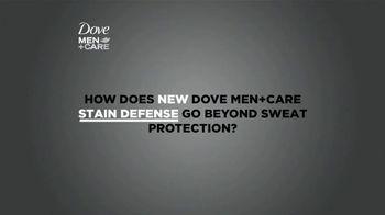 Dove Men+Care Stain Defense TV Spot, 'Go Beyond'