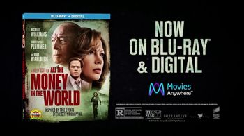 All the Money in the World Home Entertainment TV Spot - Thumbnail 9