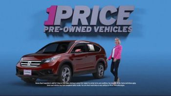 AutoNation One Price Pre-Owned Vehicles TV Spot, 'Questions' - Thumbnail 8