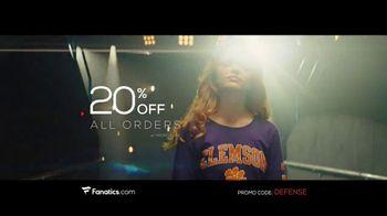 Fanatics.com TV Spot, 'Exclusive Designs' - Thumbnail 10