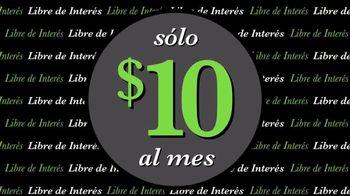 Rooms to Go TV Spot, '$10 dólares al mes' [Spanish] - Thumbnail 1
