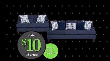 Rooms to Go TV Spot, '$10 dólares al mes' [Spanish] - Thumbnail 2