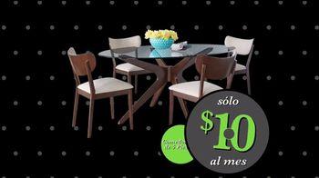Rooms to Go TV Spot, '$10 dólares al mes' [Spanish] - Thumbnail 4