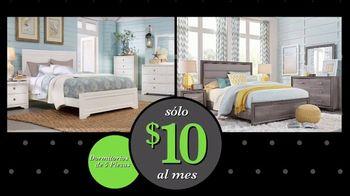 Rooms to Go TV Spot, '$10 dólares al mes' [Spanish] - Thumbnail 5