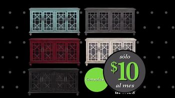 Rooms to Go TV Spot, '$10 dólares al mes' [Spanish] - Thumbnail 6