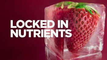 Dole Frozen Fruit TV Spot, 'Frozen Is… Locked in Nutrients and Flavor'