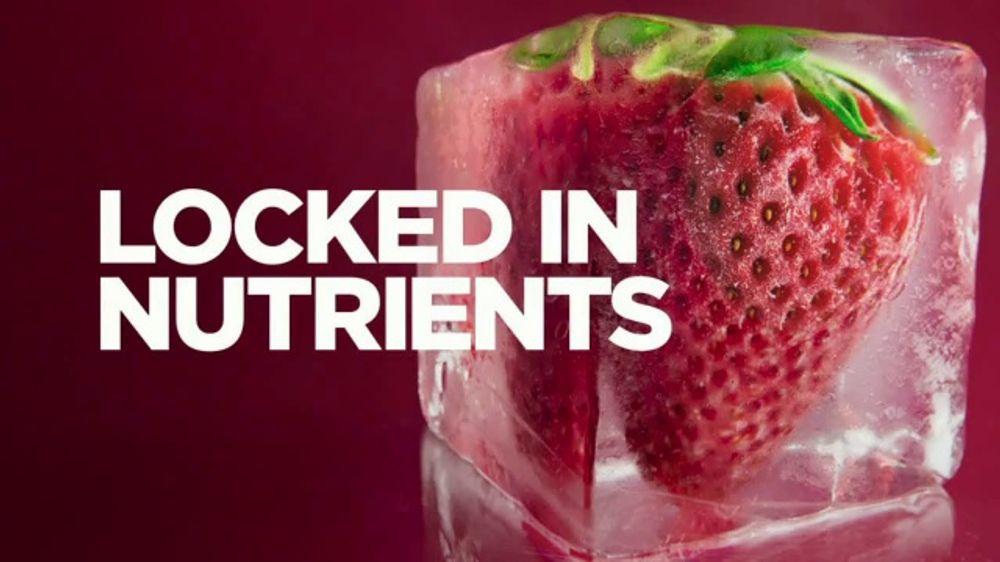 Dole Frozen Fruit Tv Commercial Frozen Is Locked In Nutrients And