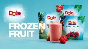Dole Frozen Fruit TV Spot, 'Frozen Is… Locked in Nutrients and Flavor' - Thumbnail 10