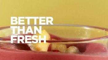 Dole Frozen Fruit TV Spot, 'Frozen Is… Locked in Nutrients and Flavor' - Thumbnail 8
