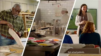 Tresiba TV Spot, 'In the Kitchen and My Time' - 1731 commercial airings