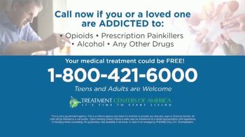 Treatment Centers of America TV Spot, 'Drug or Alcohol Addiction' - Thumbnail 5