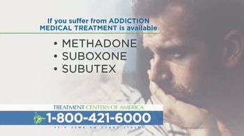 Treatment Centers of America TV Spot, 'Drug or Alcohol Addiction' - Thumbnail 3