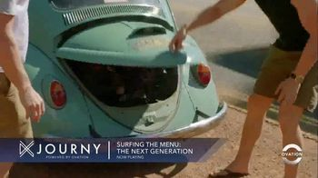 Journy TV Spot, 'Surfing the Menu: The Next Generation' - Thumbnail 6