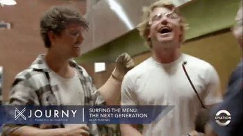 Journy TV Spot, 'Surfing the Menu: The Next Generation' - Thumbnail 7