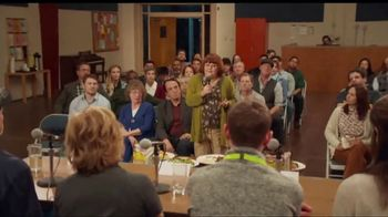 Johnsonville Flame Grilled Chicken TV Spot, 'Town Hall'