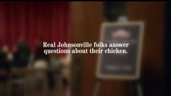 Johnsonville Flame Grilled Chicken TV Spot, 'Town Hall' - Thumbnail 1