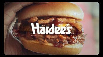 Hardee's Memphis BBQ Thickburger TV Spot, 'The Lot' - Thumbnail 1