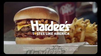 Hardee's Memphis BBQ Thickburger TV Spot, 'The Lot' - Thumbnail 10
