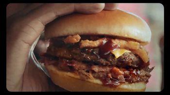 Hardee's Memphis BBQ Thickburger TV Spot, 'The Lot' - Thumbnail 2