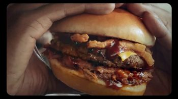 Hardee's Memphis BBQ Thickburger TV Spot, 'The Lot' - Thumbnail 4