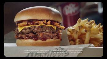 Hardee's Memphis BBQ Thickburger TV Spot, 'The Lot' - Thumbnail 9
