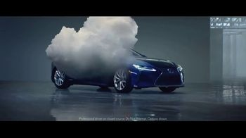 Lexus LC 500h TV Spot, 'Fast as H'