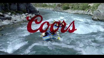 Coors Light TV Spot, 'Whitewater SL' canción de Oh The Larceny [Spanish] - Thumbnail 1