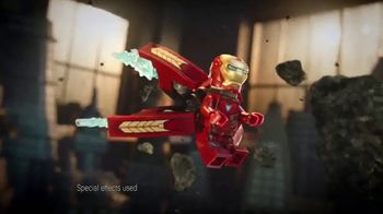 LEGO Marvel Avengers: Infinity War Super Heroes TV Spot, 'Blast'
