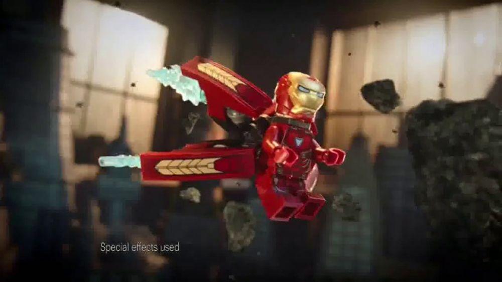lego marvel avengers infinity war super heroes tv commercial