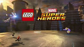 LEGO Marvel Avengers: Infinity War Super Heroes TV Spot, 'Blast' - Thumbnail 1