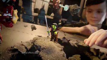 LEGO Marvel Avengers: Infinity War Super Heroes TV Spot, 'Blast' - Thumbnail 7