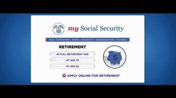 Social Security Administration TV Spot, 'Someday' - Thumbnail 6