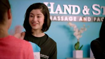 Hand and Stone TV Spot, 'Brighten Mom's Day' Featuring Carli Lloyd - Thumbnail 7