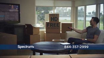 Spectrum TV, Internet and Voice TV Spot, 'Make the Move' - Thumbnail 6