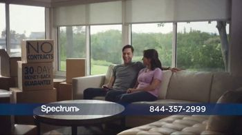Spectrum TV, Internet and Voice TV Spot, 'Make the Move' - Thumbnail 9
