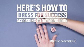 CNBC Make It TV Spot, 'Dress for Success' Featuring Daymond John - Thumbnail 2