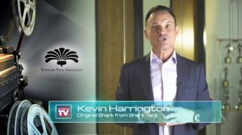 Younger Than Springtime TV Spot, 'Glowing Skin' Featuring Kevin Harrington - Thumbnail 2